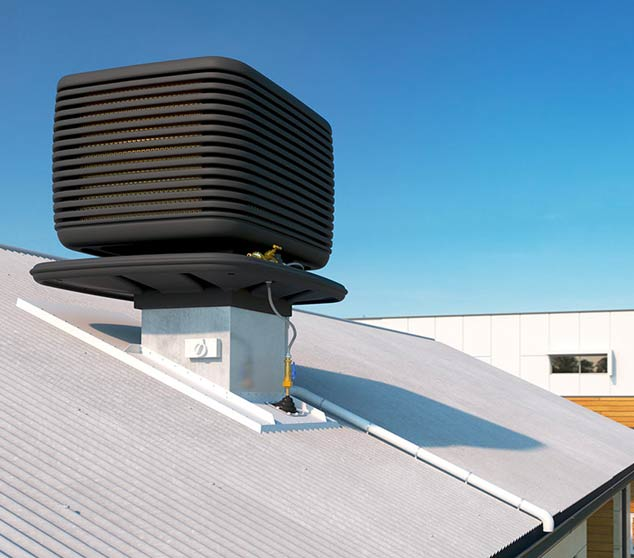 Ducted Evaporative Air Conditioning Installation Perth